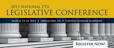 National PTA Legislativer Conference image