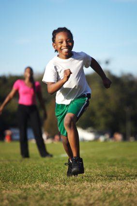 running-boy